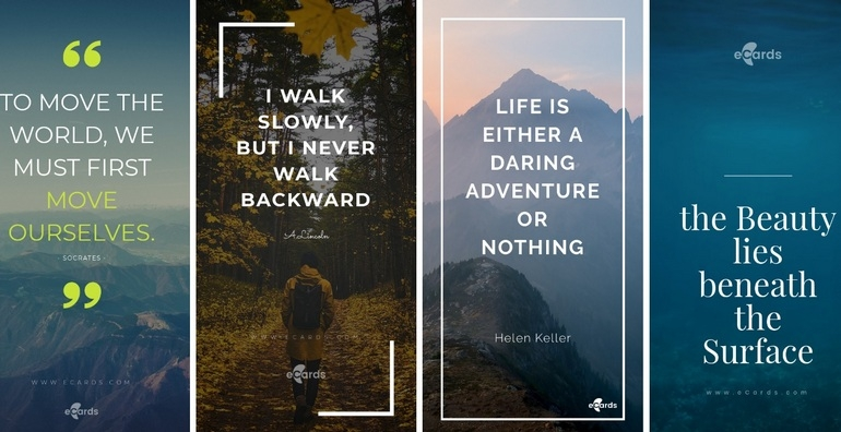 Best Pinterest Quotes Inspirational: Make Inspiration Posters For Pinterest