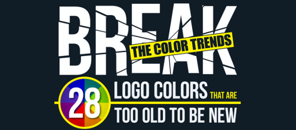 Infographic Break the color trends