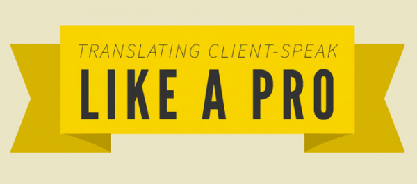 Infographic Designer's guide to what clients