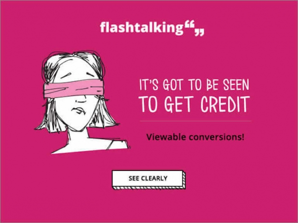 Flashtalking banner ads
