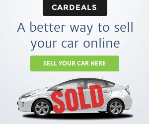 Car Dealer Banner Example