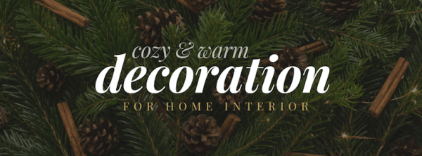 PlayFair font in a Christmas banner template