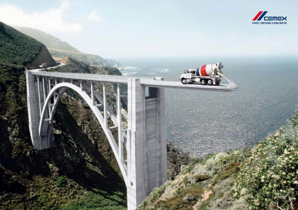 Print advertising campaigns - Cemex