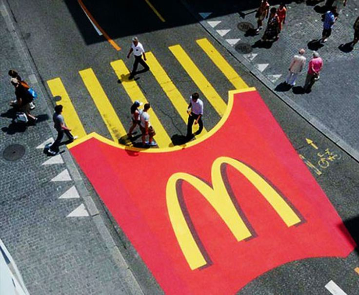 McDonald's Advertising Campaign