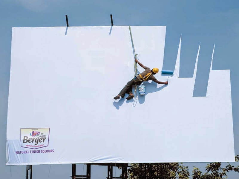 Berger Billboard Outdoor Advertising