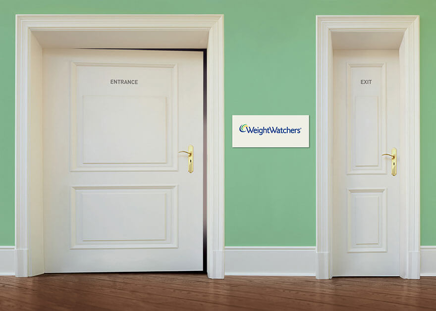 Funny ads from WeightWatchers