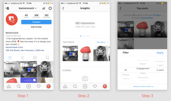 Instagram feed ideas
