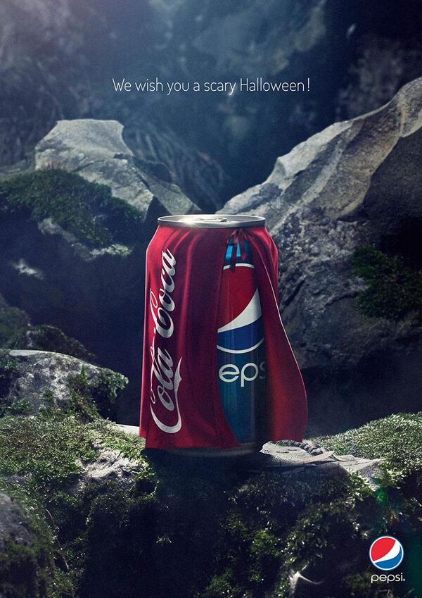 Pepsi Social media marketing inspiration