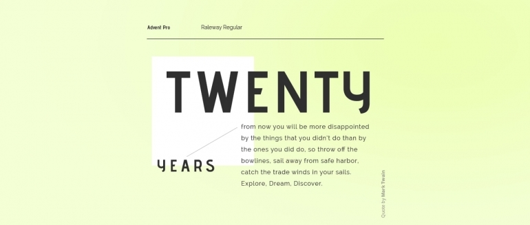 Top 20 Cool Banner Fonts You Can Use Right Now