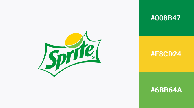 green and yellow logo sprite