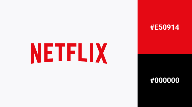 red and black logo netflix